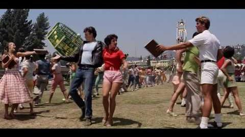 1080p HD Grease - We Go Together (Film Version)