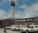 Elevator companies based in Australia