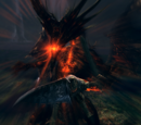 Черный дракон Каламит
