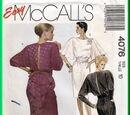 McCall's 4076 A