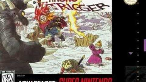 Boss Battle Chrono Trigger Music