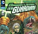 Green Lantern: New Guardians Annual Vol 1 1