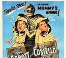 Abbott y Costello: Contra la momia