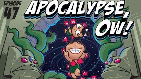 Pocket God 47 Apocalypse, Ow-0
