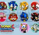 Sonic & All-Stars Racing Transformed concept artwork