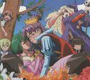 Macross Frontier Drama CD Nyan Dra◎Dra4