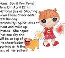 Spirit Pom Poms