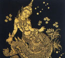 Asian Mermaids (Matsyāṅganā and Ningyo)