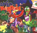 Banjo-Kazooie Serie