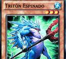 Tritón Espinado