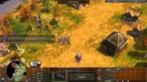Age of empires 3 Campaña Acto 2 Misión 4 En español (voces y texto)