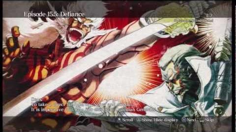 Asura's Wrath - Episode 15.5 Interlude (HD, Jap)