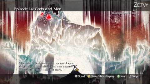 Asura's Wrath - All Interludes
