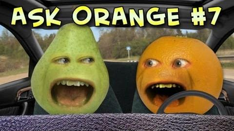 Annoying Orange - Ask Orange 7 FUS RO DAH!