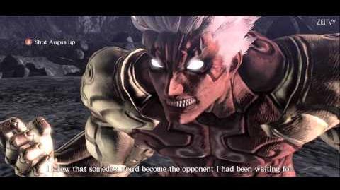 Asura's Wrath - All Cutscenes Japanese Dub