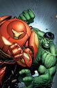 Indestructible Hulk Vol 1 6 Many Armors of Iron Man Variant Textless.jpg