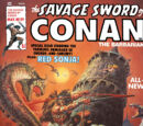 Savage Sword of Conan Vol 1 29