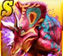 Super Rare Triceratops