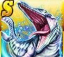 Super Rare Tylosaurus