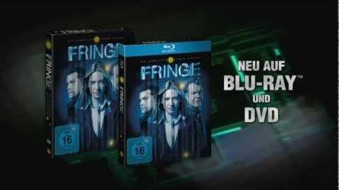 FRINGE Staffel 4 Trailer deutsch HD