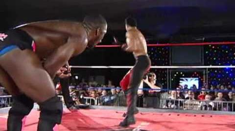AR Fox vs. Rich Swann - 03/30/2012