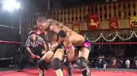 Mike Cruz vs. Ricochet