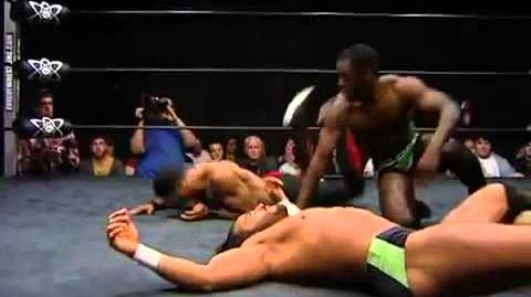 AR Fox vs. Rich Swann vs. Scott Reed vs. Tony Nese