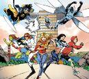 Teen Titans: Deathtrap/Gallery