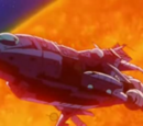 Nave Espacial Abandonada