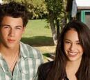 Camp Rock characters