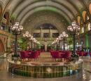 Italian Ministry Atrium