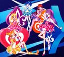 "TV Anime/Data Carddass ""Aikatsu!"" Audition Single 1 - First Live!"