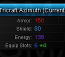 Tricraft Azimuth