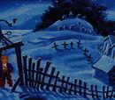Cementerio de la Isla Scabb