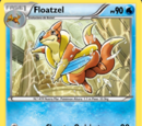 Floatzel (Dragones Majestuosos TCG)