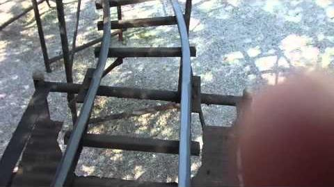 Roller coasters by manufacturer