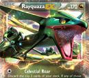 Rayquaza-EX (Dragones Majestuosos 85 TCG)
