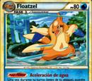 Floatzel (HS Liberados TCG)