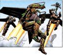 Armorines Jet Pack