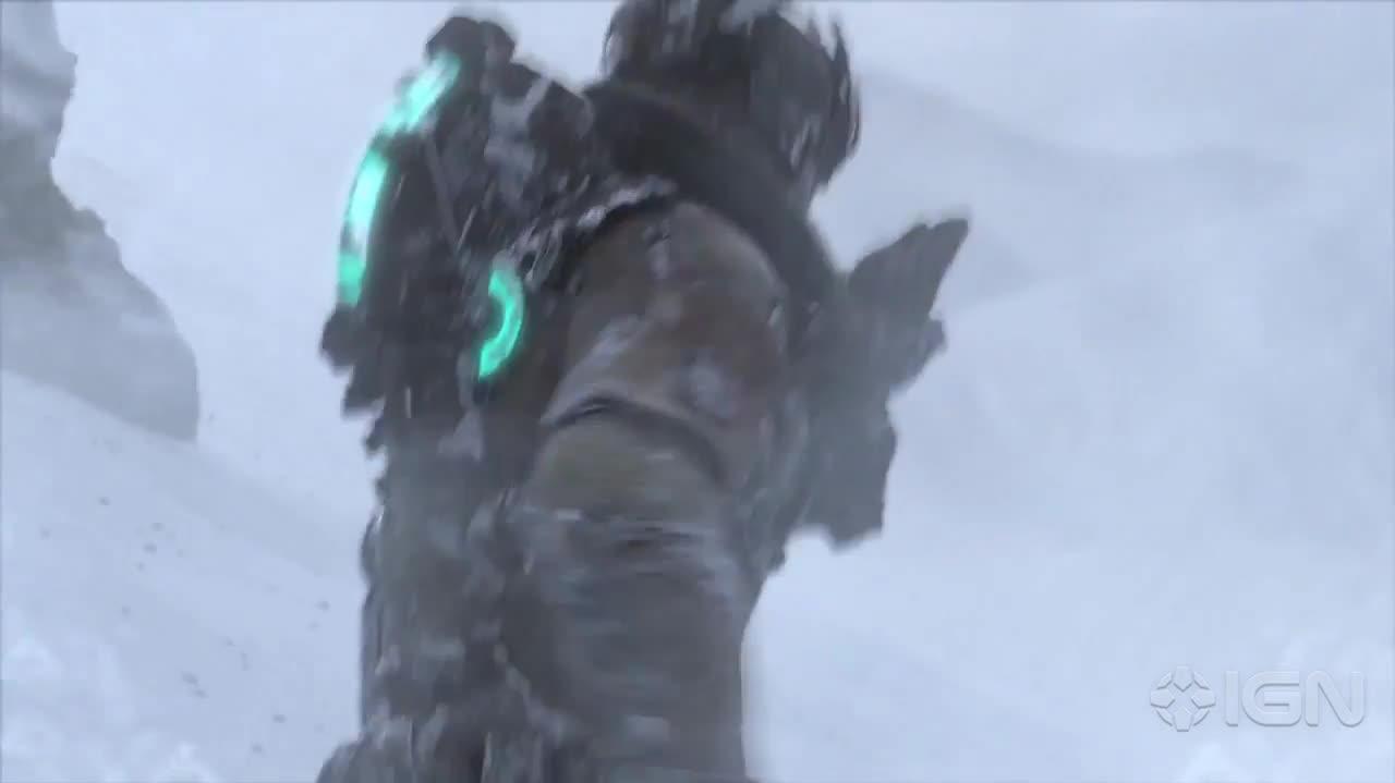 Dead Space 3 Take Down the Terror Launch Trailer