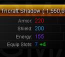 Tricraft Shadow