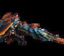 MH3U - Armures