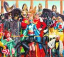 Justice Society of America (New Earth)/Gallery