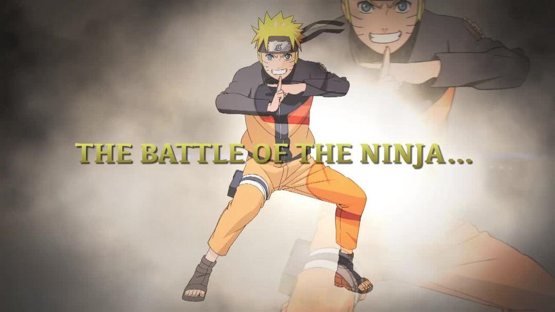 Naruto Powerful Shippuden New Trailer
