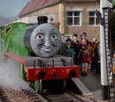 Edward, Gordon y Henry