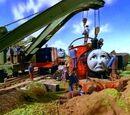Thomas, Héroe del Día
