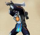 Dark Service Swordsman