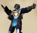 Dark Serviceman