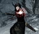 Laelette die Vampirfrau