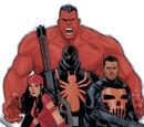 Thunderbolts (Red Hulk) (Earth-616)/Gallery